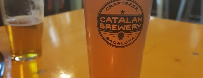 Taproom by Catalan Brewery is one of Lidia 님이 좋아한 장소.