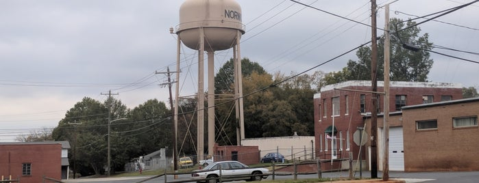 Norwood, NC is one of NC Cities.