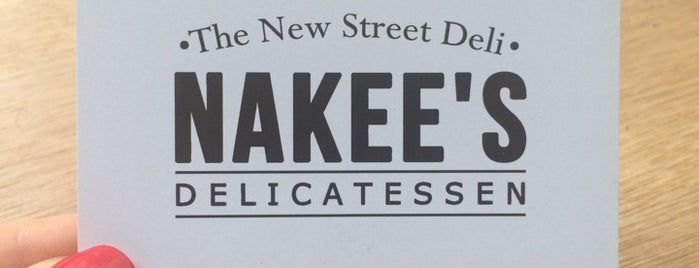 Nakee's is one of Lieux qui ont plu à Charles.