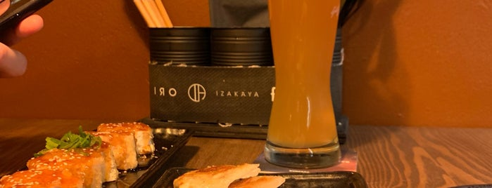 IRO Izakaya is one of Tempat yang Disukai Jon.