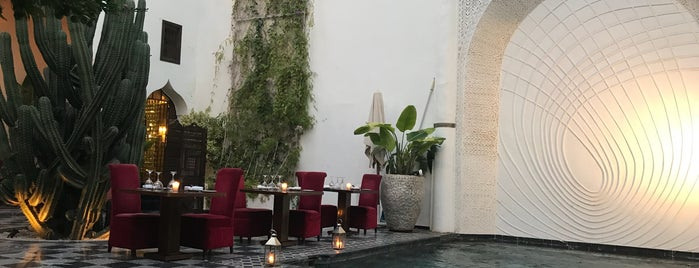 Riad Lotus Privilege Hotel Marrakech is one of Getaway | Hotel.
