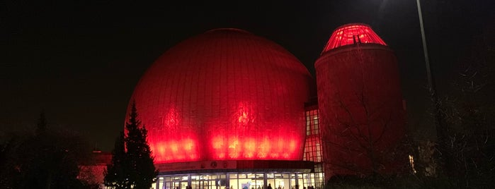 Zeiss-Großplanetarium is one of Locais curtidos por Jon.