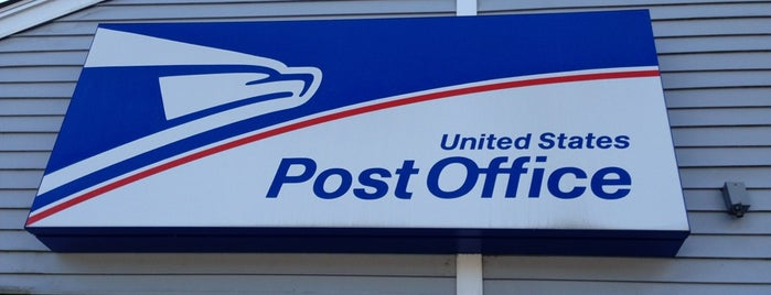 US Post Office is one of Lugares favoritos de Lindsaye.
