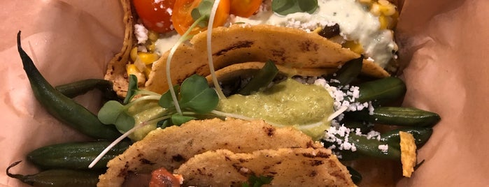 Chaia Tacos is one of Vegetarian Restaurants.