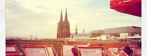Sky Beach Köln is one of Europa 2013.