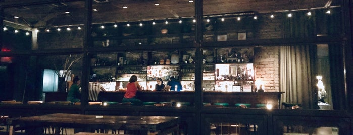 Thunderbird Restaurant is one of Marfa.