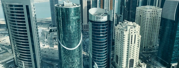 Marriott Marquis City Center Doha Hotel is one of DOHA.