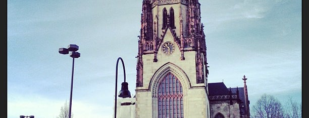 St. Agnes is one of Sightseeing in Cologne.