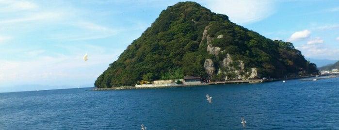 淡島 is one of Lugares favoritos de Hayate.