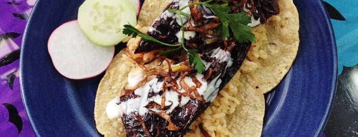 La Casa de los Tacos is one of Things I loved in Mexico City.
