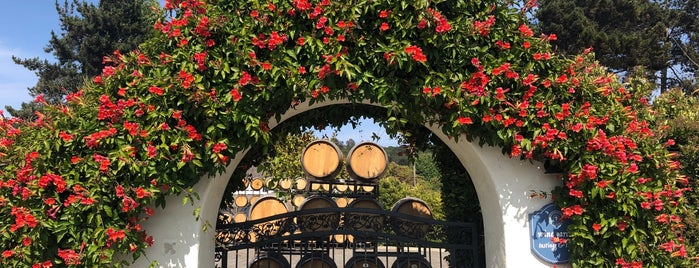 Folktale Winery & Vineyards is one of Carmel and Monterey.