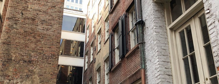 Cannon's Walk is one of Hidden gems in NYC.