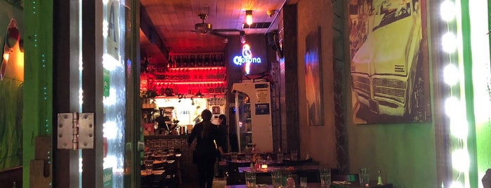 Lime Jungle is one of NYC Happy hour spots.