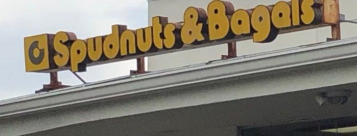 Spudnuts is one of santa barbara.