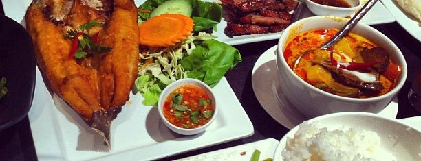 Addie's Thai Cafe is one of London.