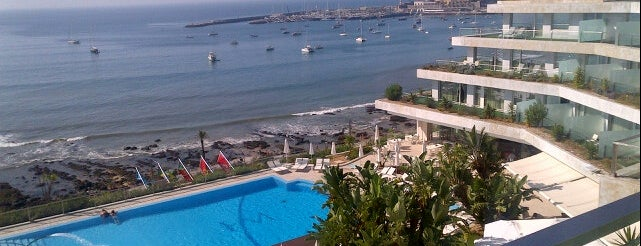 Hotel Cascais Miragem is one of Portugal.