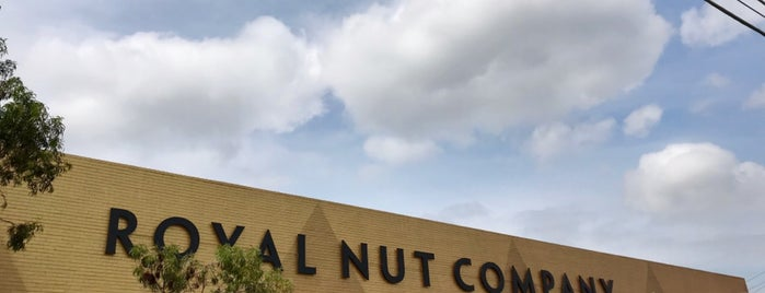 Royal Nut Company is one of Christopher's Liked Places.