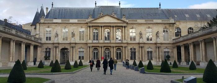 Hôtel de Soubise is one of Expositions, visites et balades.