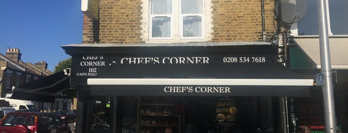 Chef's Corner is one of east east london.