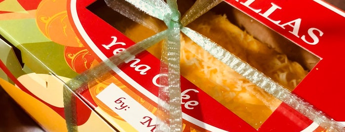 Rodilla's Yema Cake is one of Food junkie.