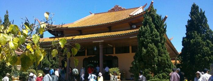 Thiền Viện Trúc Lâm is one of Gespeicherte Orte von Vladimir.