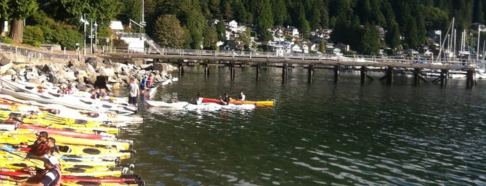 Deep Cove Kayak is one of Vancouver.