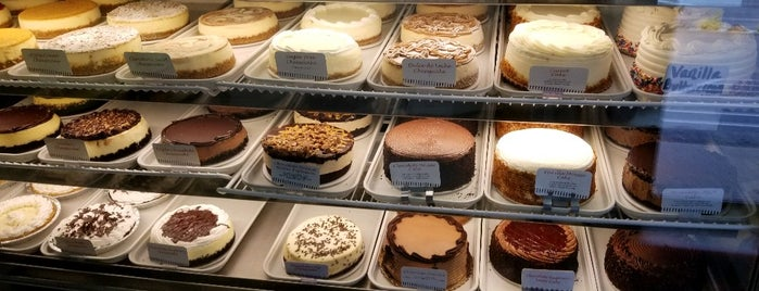 Whistle Stop Bakery is one of Desserts.