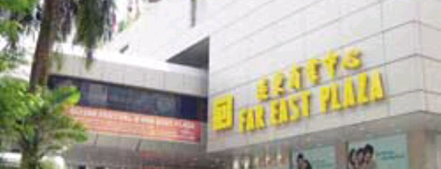 Far East Plaza is one of Singapore: business while travelling part 3.