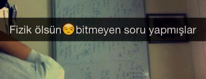 İstanbul Aydın Üniversitesi N Blok is one of Özgeさんのお気に入りスポット.