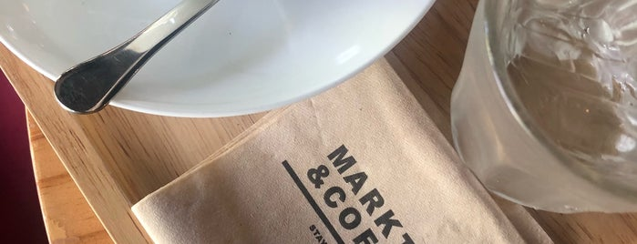 Marktel & Coffee is one of Chiang Mai.