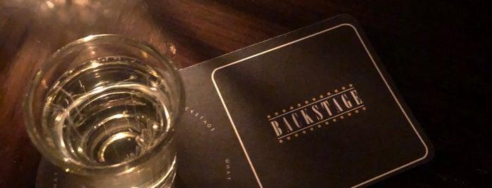 Backstage Cocktail Bar is one of Khao Niaow Ma Muang 🥭.