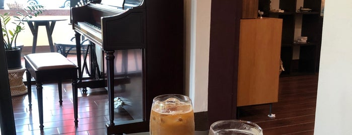 Baan 104 is one of เชียงใหม่_3_Coffee.