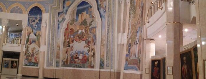 Музей Темуридов / Amir Temur Museum is one of Tempat yang Disimpan Zoltan.
