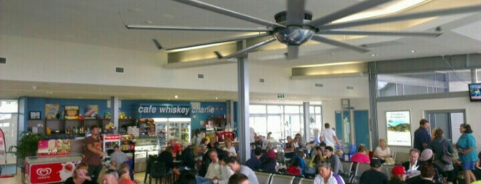 Whitsunday Coast Airport (PPP) is one of Visited Airports.