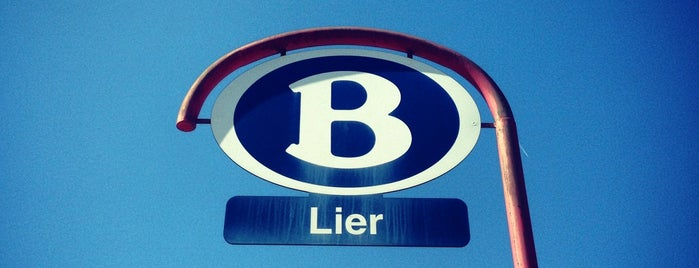 Station Lier is one of Places in Europe.