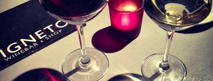 Vigneto is one of Tim's Favorite Restaurants & Bars around The Globe.