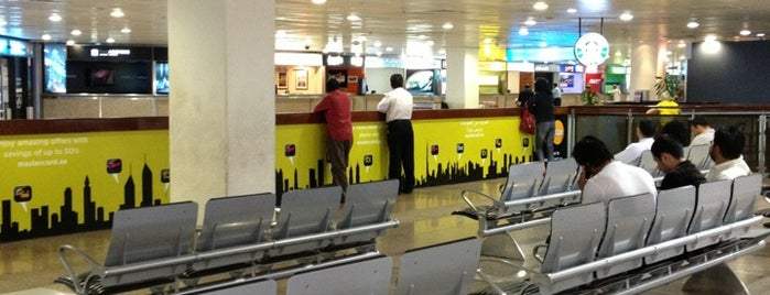 Terminal 1 is one of Posti salvati di McDonald's Arabia.