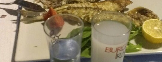 Cunda Deniz Restaurant is one of *** GURME ***.