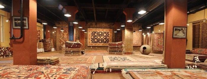 Megerian Carpet Armenia is one of Yerevan 2018.