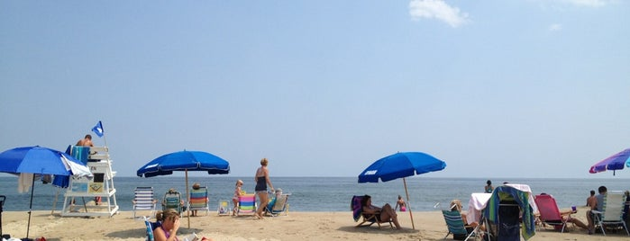 Cullen Street is one of The Delaware Beaches.