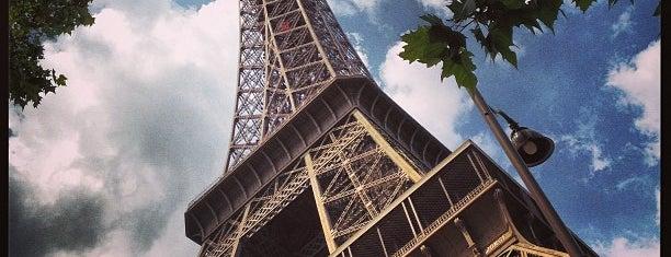 エッフェル塔 is one of Paris, je t'aime.