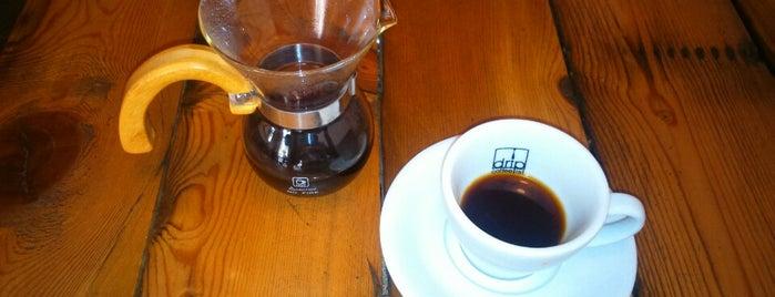 drip coffee | ist is one of Locais curtidos por Ozlem.