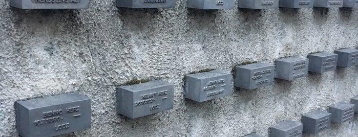 Alter jüdischer Friedhof is one of Europe 5.