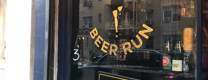 Beer Run NYC is one of Orte, die Marie gefallen.