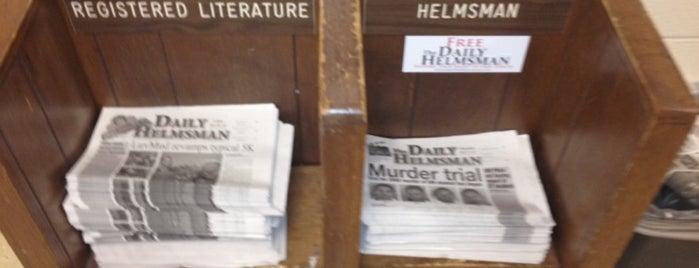 Meeman Journalism Building is one of As minhas visitas.