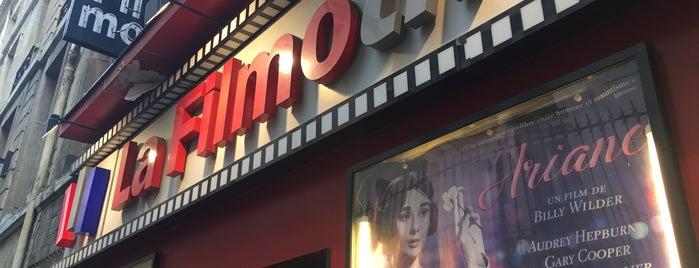 La Filmothèque du Quartier Latin is one of Vivre: сохраненные места.
