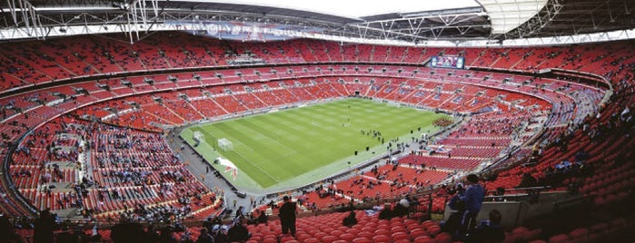 Wembley is one of schon gemacht 2.