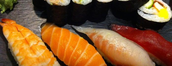 Ishin is one of Cool cuisine.