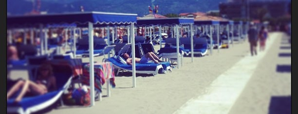 Forte dei Marmi is one of Italy.