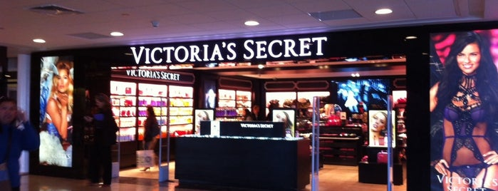 Victoria's Secret is one of Locais curtidos por Ely.